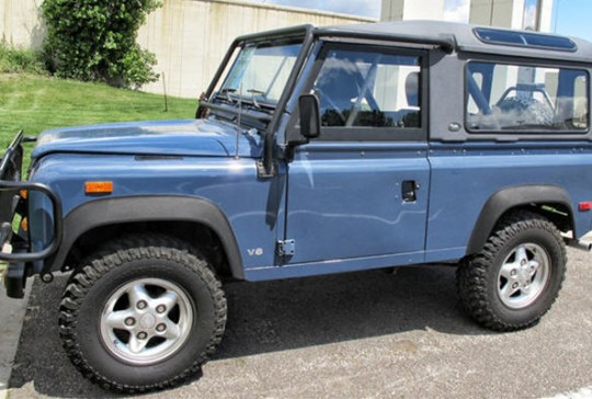 1994 Land Rover Defender – Sold