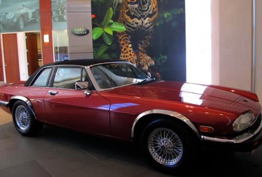 1988 Jaguar XJSC V12 Cabriolet: SOLD