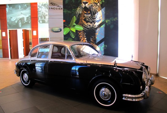 1960 Jaguar Mark II 2.4: SOLD