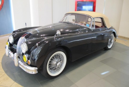 1960 Jaguar XK 150S: SOLD