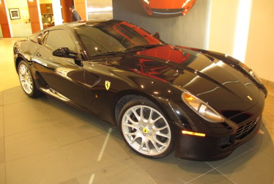 2007 Ferrari 599 GTB: SOLD