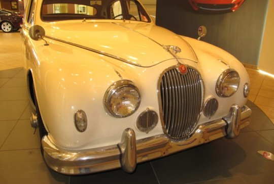 1959 Jaguar Mark 1: SOLD