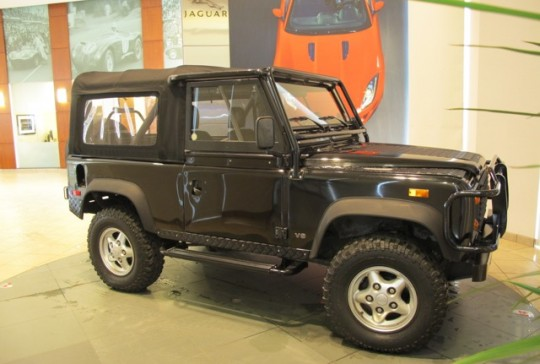 1994 Land Rover Defender 90: SOLD