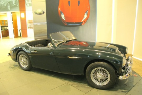 1962 Austin Healy 300 MK BT7 SOLD