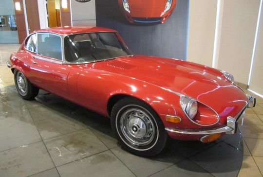 1971 Jaguar XKE Series ll 2+2: SOLD
