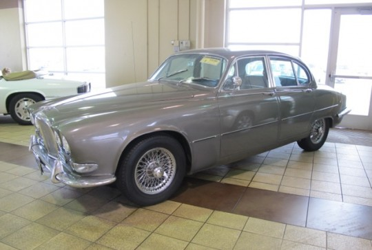 1967 Jaguar 420: SOLD