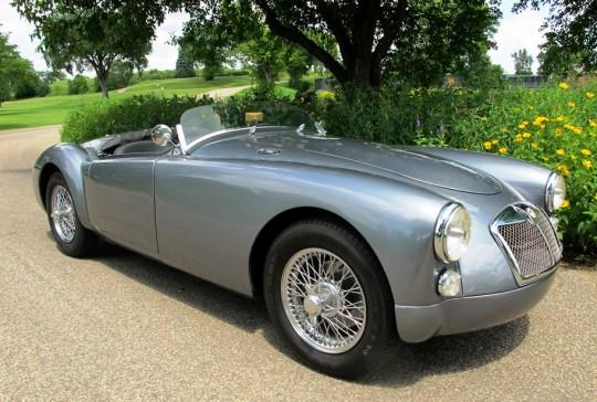 1961 MGA 1600: SOLD