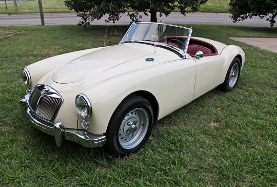 1959 MGA Convertible SOLD