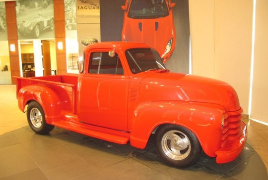 1951 Chevy Pick Up: SOLD