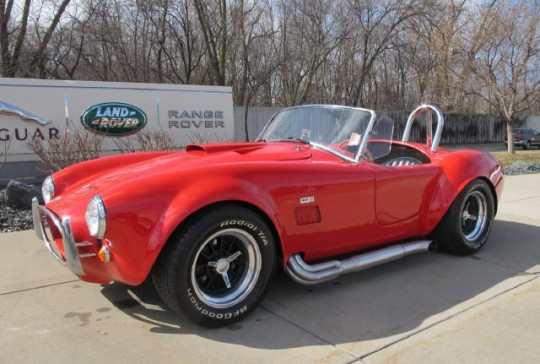 1967 Ford Cobra 427 Replica – SOLD