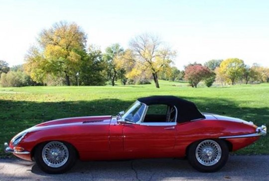 1967 Jaguar XKE Series 1 SOLD