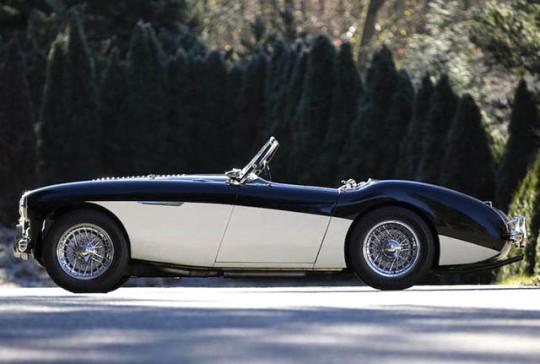1955 Austin Healey 100 BN1: SOLD