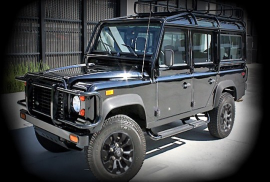 1993 Land Rover Defender 110 SOLD
