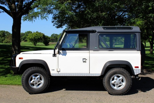 1997 Land Rover Defender 90