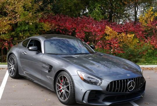 2019 Mercedes AMG GT: SOLD