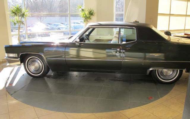 1969 cadillac coupe deville jlr classics. Black Bedroom Furniture Sets. Home Design Ideas