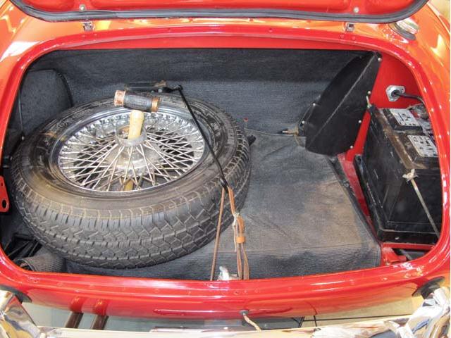 1962 Austin Healey 3000 Mk Ii Jlr Classics