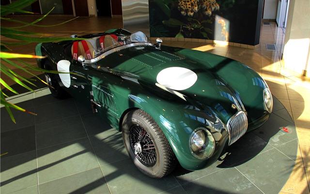 1953 Jaguar C Type Replica: SOLD - jlr classics