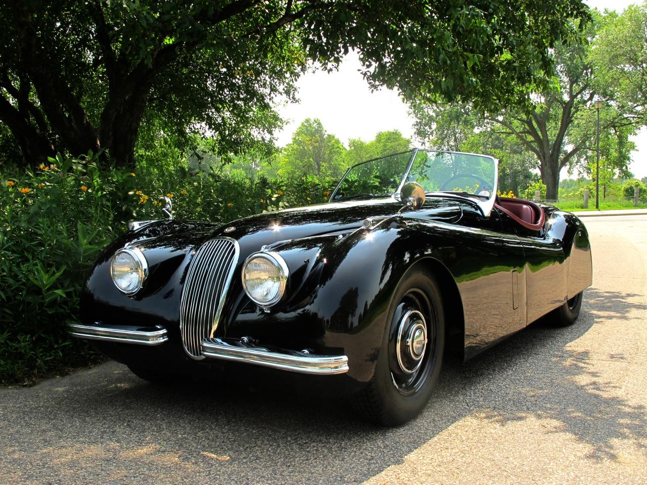 Cars Jlr Classics Wiring Diagrams 1957 Jaguar Xk140 1953 Xk120