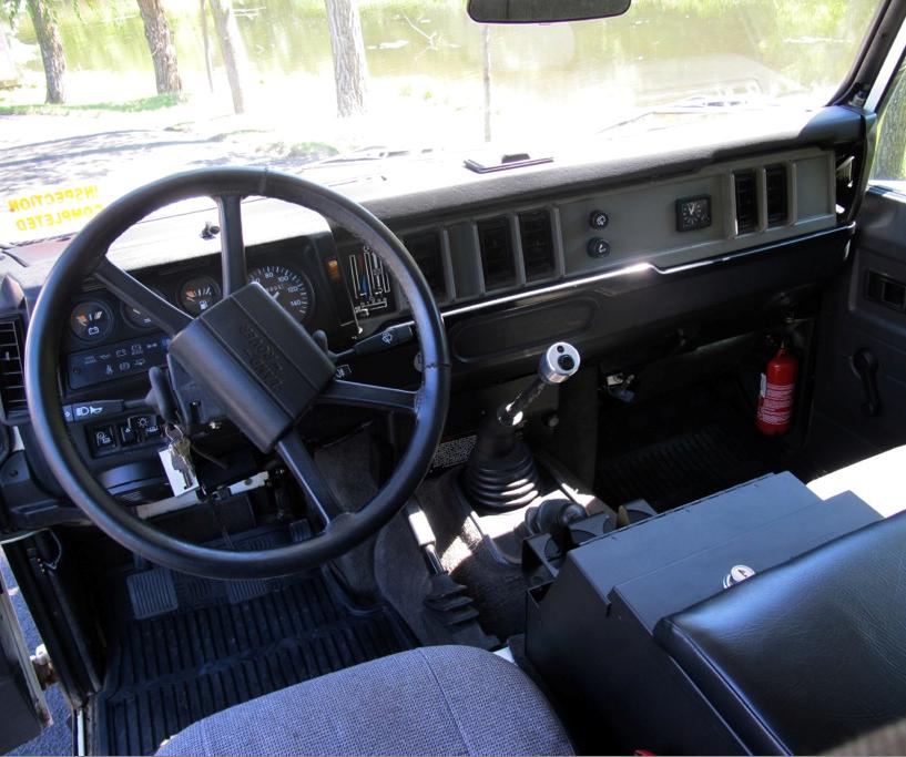 1988 land rover 4 door defender 110 sold
