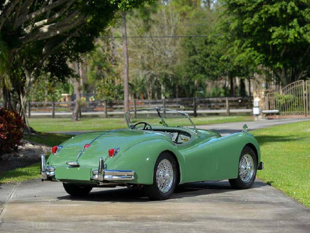 1955 Jaguar Xk 140 M Sold Jlr Classics