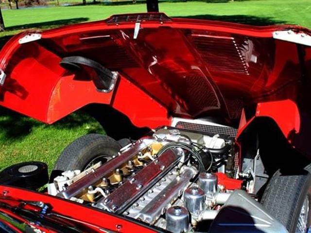 1967 Jaguar Xke Series 1 Sold Jlr Classics