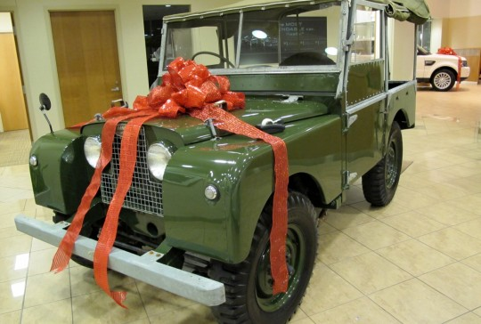 1951 Land Rover Series 1: SOLD