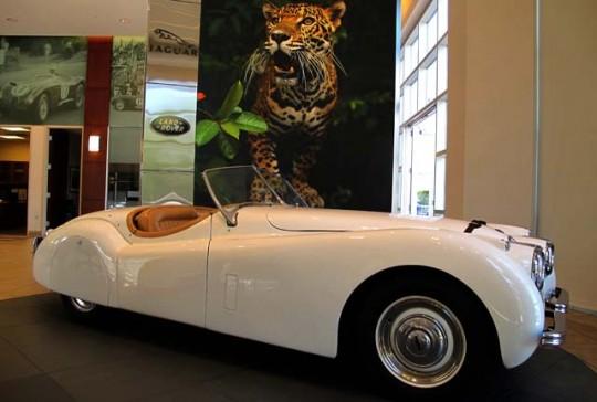 1953 Jaguar XK 120: SOLD