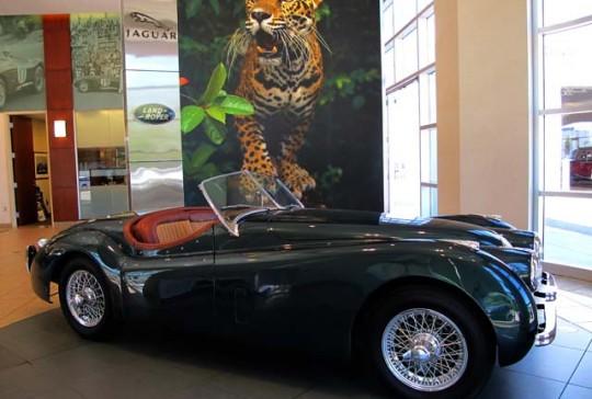 1951 Jaguar XK120: SOLD