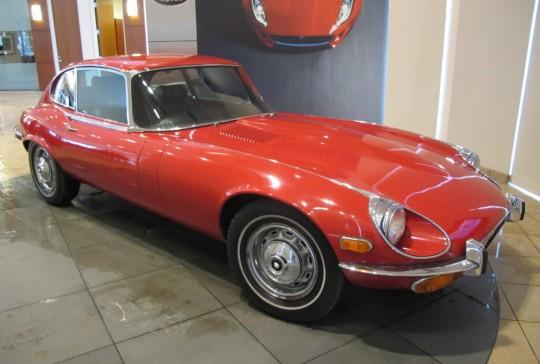 1971 Jaguar XKE Series ll 2+2: SOLD