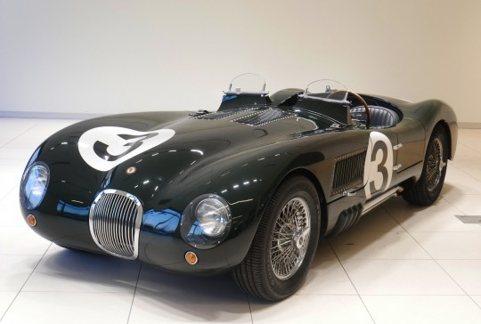 1951 Jaguar C-Type Replica