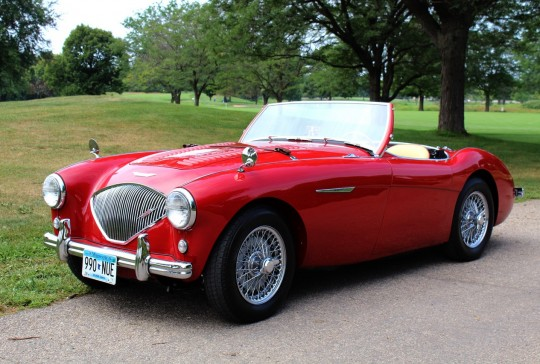 1954 Austin Healey 100-4M: SOLD