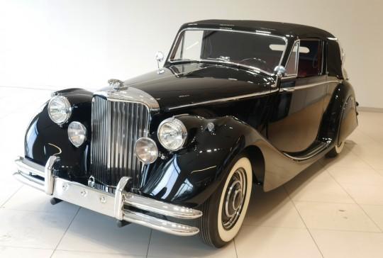 1950 Jaguar Mark V Drop Head Coupe