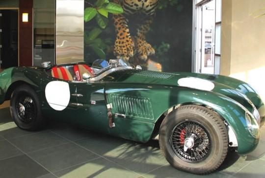 1953 Jaguar C Type Replica: SOLD