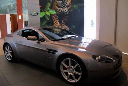 2006 Aston Martin Vantage: SOLD