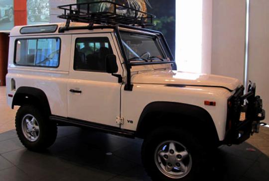 1995 Land Rover Defender: SOLD