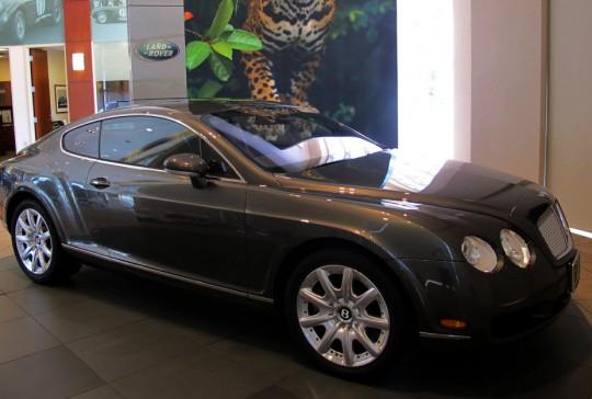 2005 Bentley Continental GT: SOLD
