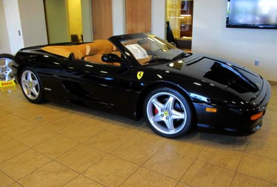 1999 Ferrari F355: SOLD