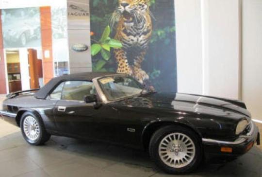 1994 Jaguar XJS: SOLD