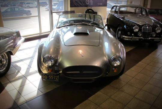 1965 Ford Cobra: SOLD