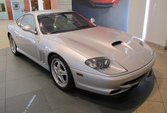 2001 Ferrari Maranello: SOLD