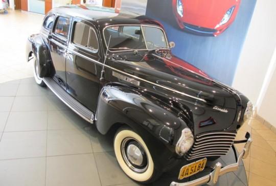 1940 Chrysler Windsor: SOLD