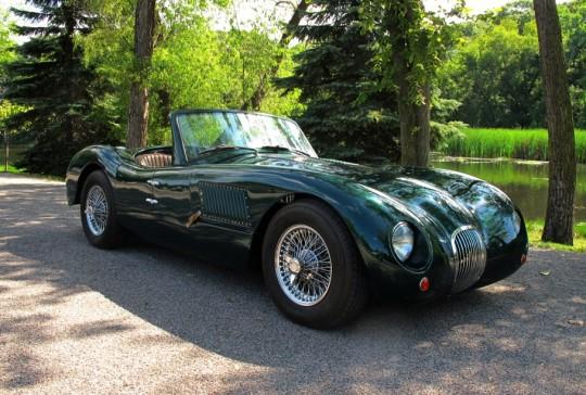 1951 Jaguar C-Type Replica: SOLD
