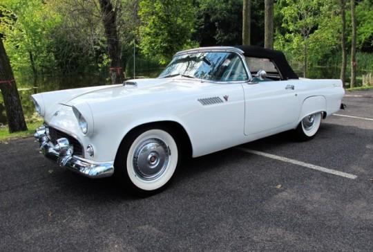1955 Ford Thunderbird: SOLD