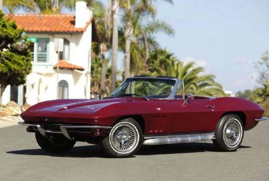1966 Chevrolet Corvette: SOLD