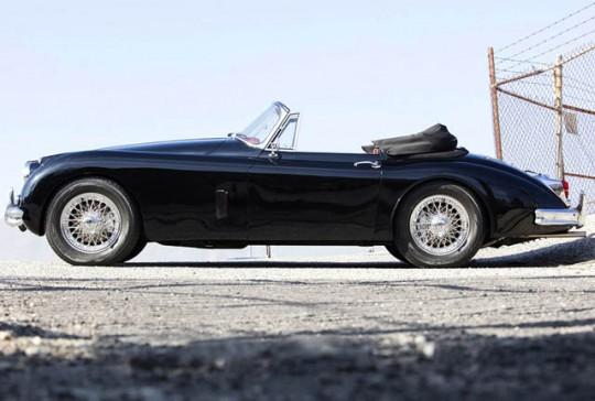 1960 Jaguar XK150 3.8 Drophead Coupe: SOLD