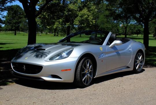 2011 Ferrari California: SOLD