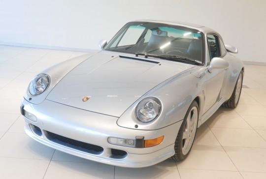 1996 Porsche 911 Turbo: SOLD